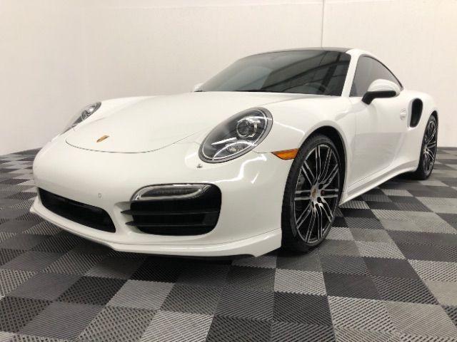 2015 Porsche 911 Turbo Coupe LINDON, UT 2
