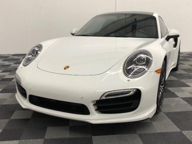 2015 Porsche 911 Turbo Coupe LINDON, UT 3