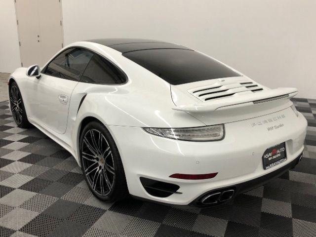 2015 Porsche 911 Turbo Coupe LINDON, UT 5