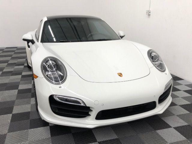 2015 Porsche 911 Turbo Coupe LINDON, UT 7
