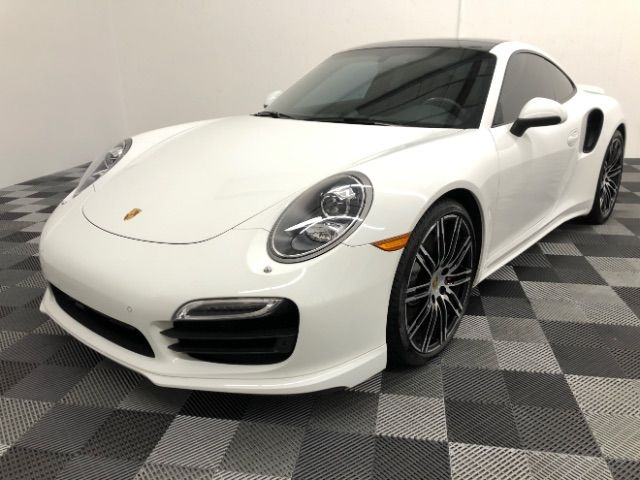 2015 Porsche 911 Turbo Coupe LINDON, UT