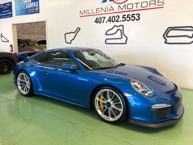 2015 Porsche 911 GT3 Longwood, FL 1