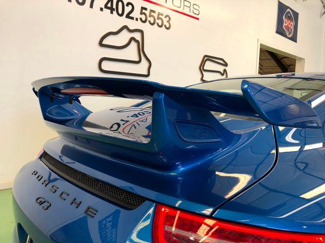 2015 Porsche 911 GT3 Longwood, FL 39