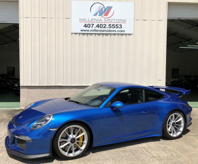 2015 Porsche 911 GT3 Longwood, FL 42