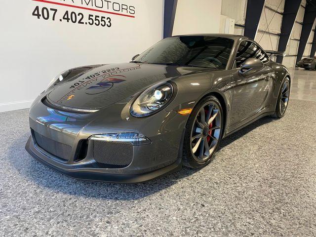2015 Porsche 911 GT3 Longwood, FL 14