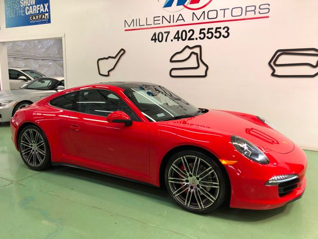 2015 Porsche 911 Carrera 4S Longwood, FL 1