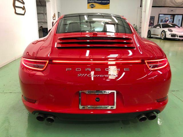 2015 Porsche 911 Carrera 4S Longwood, FL 9