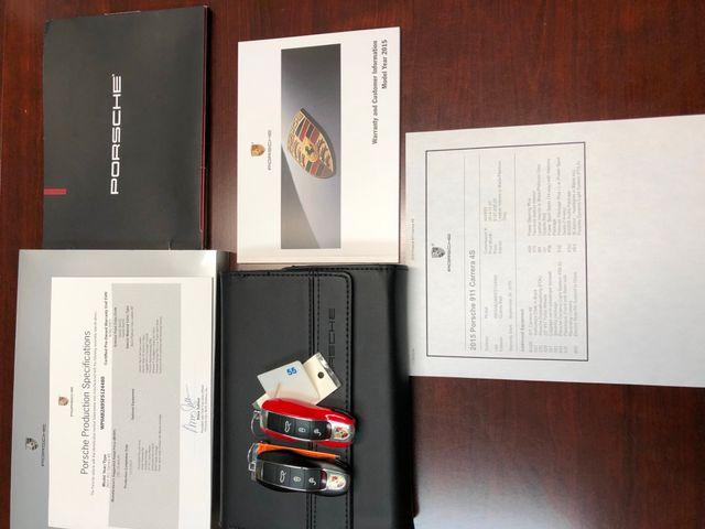 2015 Porsche 911 Carrera 4S Longwood, FL 39