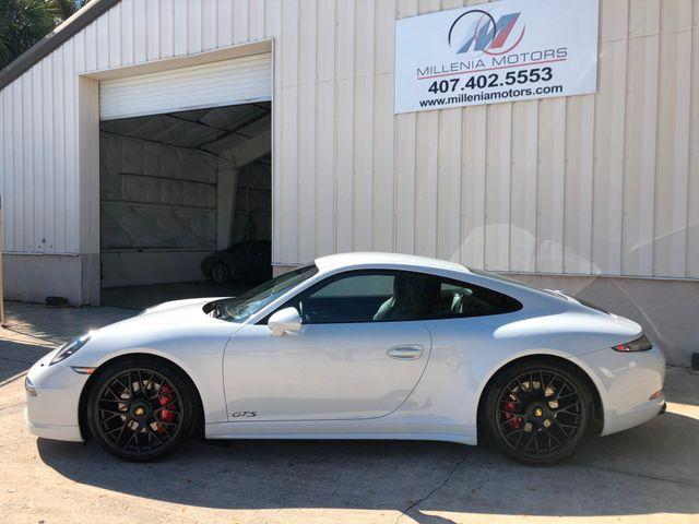 2015 Porsche 911 Carrera GTS Longwood, FL 44