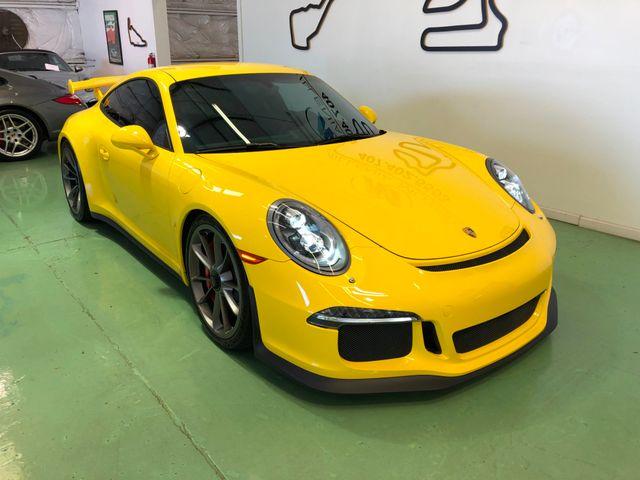 2015 Porsche 911 GT3 Longwood, FL 2