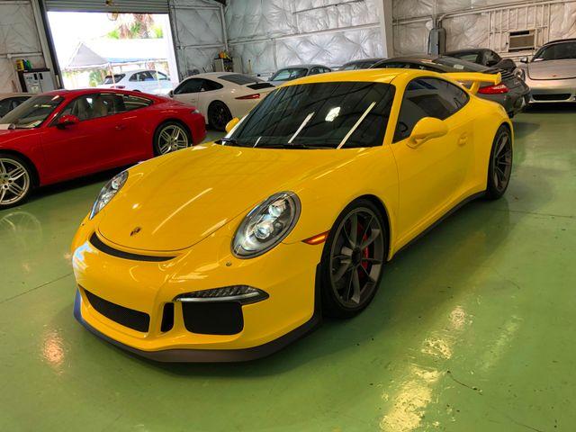 2015 Porsche 911 GT3 Longwood, FL 6