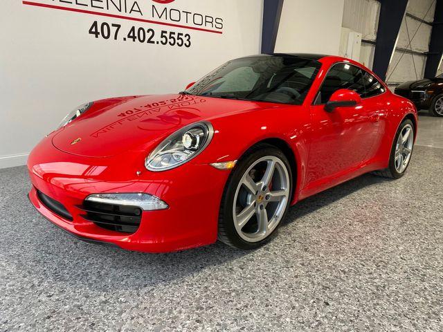 2015 Porsche 911 Carrera Longwood, FL 14