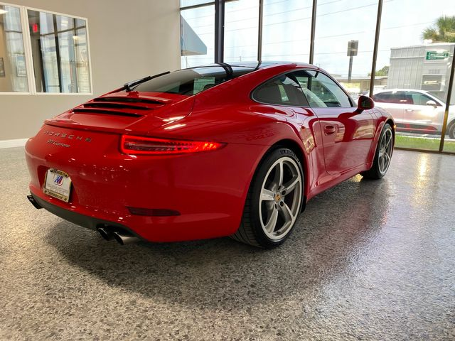 2015 Porsche 911 Carrera Longwood, FL 8