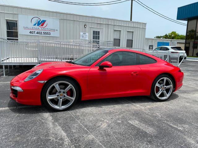2015 Porsche 911 Carrera Longwood, FL 64