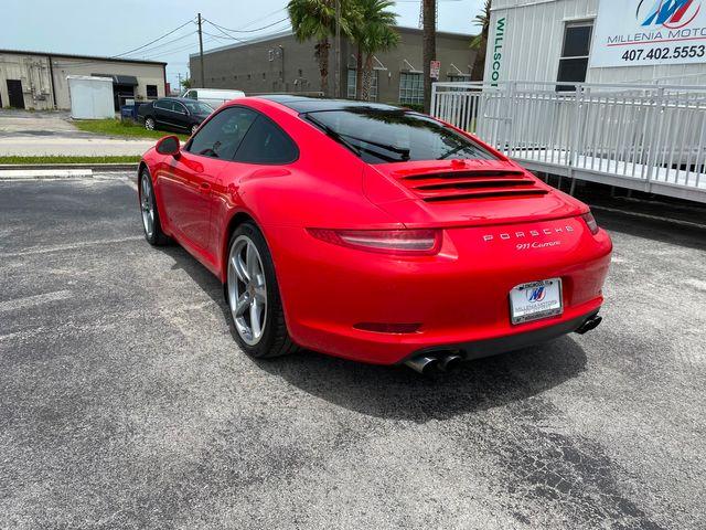 2015 Porsche 911 Carrera Longwood, FL 50