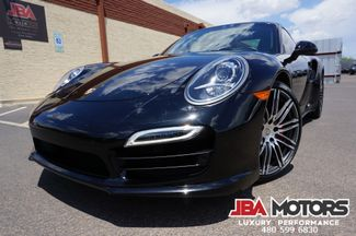 2015 Porsche 911 Turbo Coupe AWD 991 Carrera | MESA, AZ | JBA MOTORS in Mesa AZ