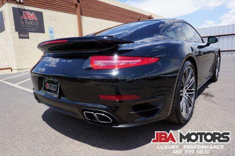 2015 Porsche 911 Turbo Coupe AWD 991 Carrera | MESA, AZ | JBA MOTORS in MESA, AZ