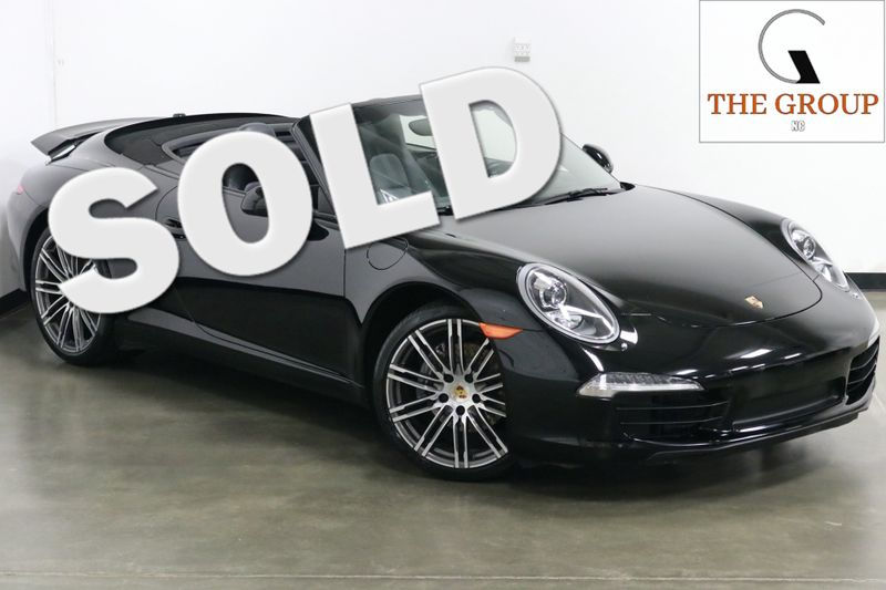 2015 Porsche 911 Carrera Cabriolet  city NC  The Group NC  in Mooresville, NC