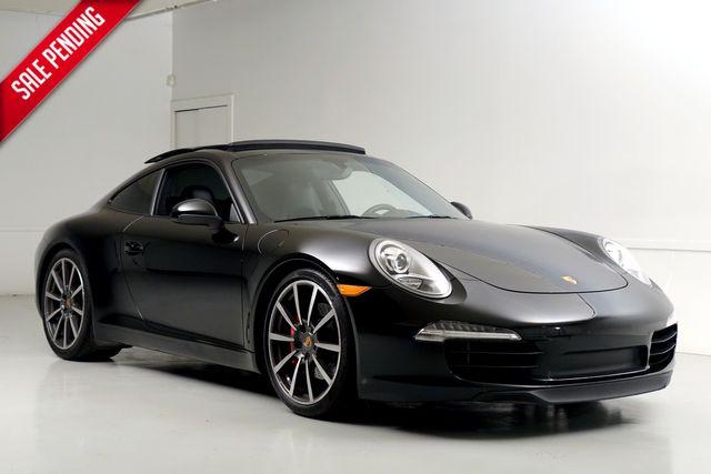2015 Porsche 911 Carrera S* Sport Chrono* 7-Speed Manual* Sunroof** | Plano, TX | Carrick's Autos in Plano TX