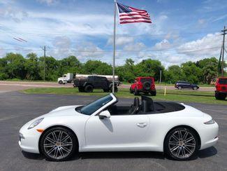2015 Porsche 911 CARRERA CABRIOLET PDK PREMIUM PKG CARFAX   Florida  Bayshore Automotive   in , Florida