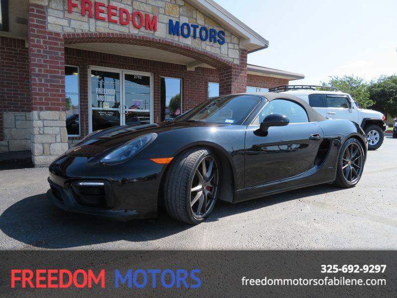 2015 Porsche Boxster GTS   Abilene, Texas   Freedom Motors  in Abilene Texas