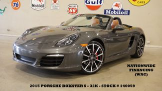 2015 Porsche Boxster S Convertible AUTO,NAV,HTD/COOL LTH,20'S,32K in Carrollton, TX 75006