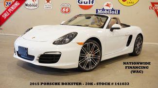 2015 Porsche Boxster S Convertible AUTO,NAV,HTD/COOL LTH,20'S,20K in Carrollton, TX 75006