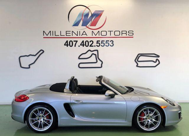 2015 Porsche Boxster S Longwood, FL 0