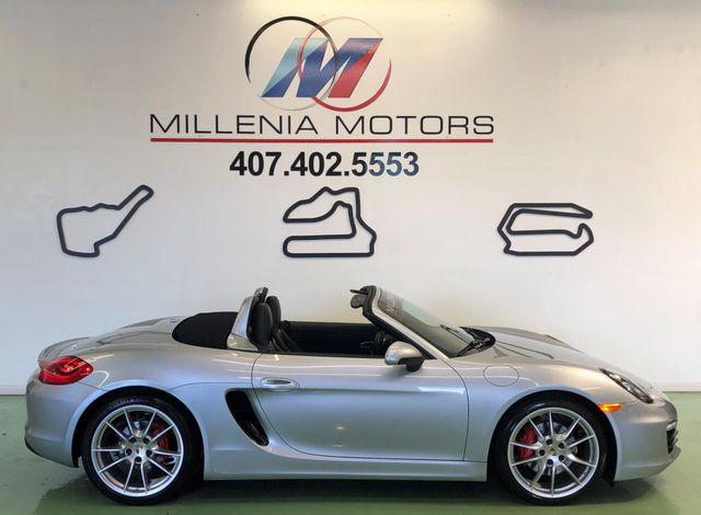 2015 Porsche Boxster S Longwood, FL 11