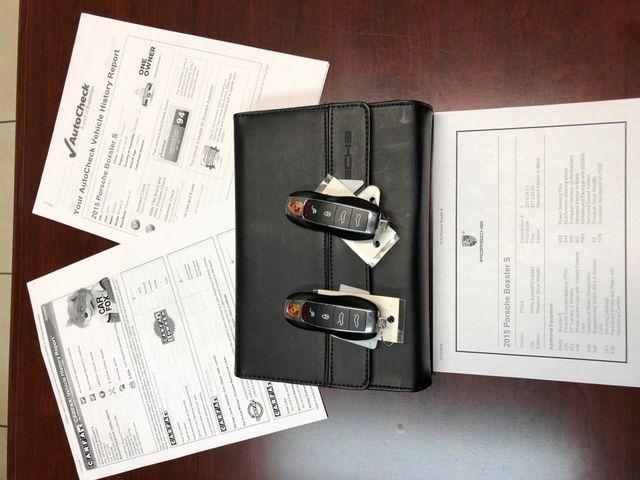 2015 Porsche Boxster S Longwood, FL 32