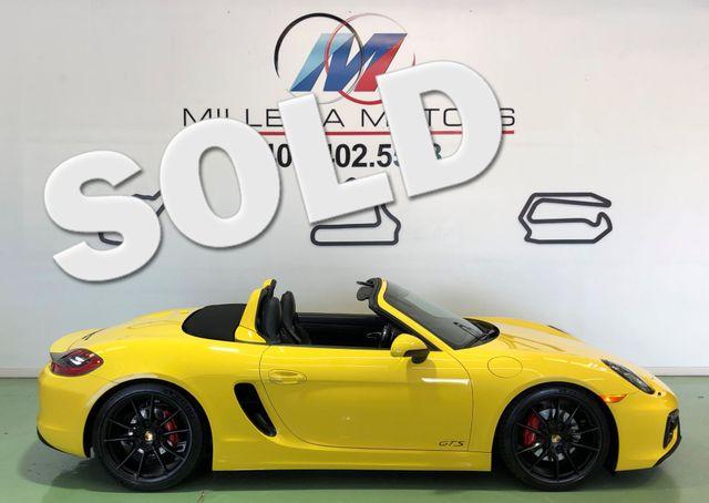 2015 Porsche Boxster GTS Longwood, FL