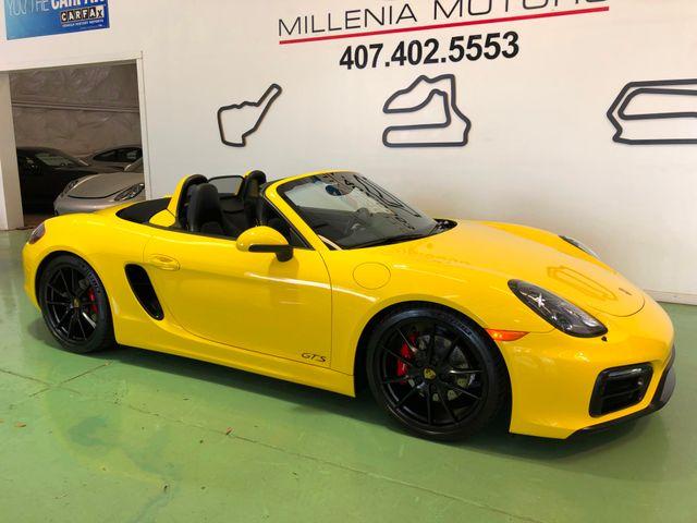 2015 Porsche Boxster GTS Longwood, FL 1