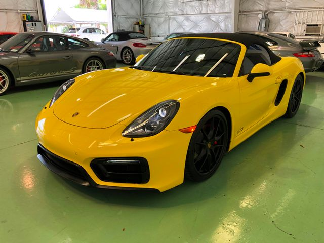 2015 Porsche Boxster GTS Longwood, FL 30