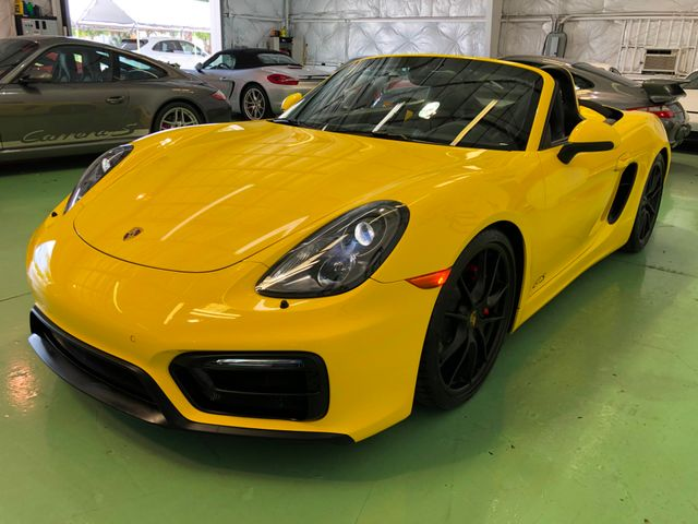 2015 Porsche Boxster GTS Longwood, FL 5