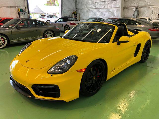2015 Porsche Boxster GTS Longwood, FL 6