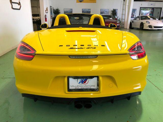 2015 Porsche Boxster GTS Longwood, FL 9