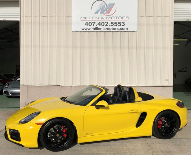 2015 Porsche Boxster GTS Longwood, FL 45