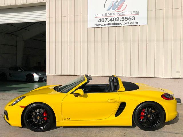 2015 Porsche Boxster GTS Longwood, FL 46