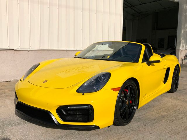 2015 Porsche Boxster GTS Longwood, FL 48