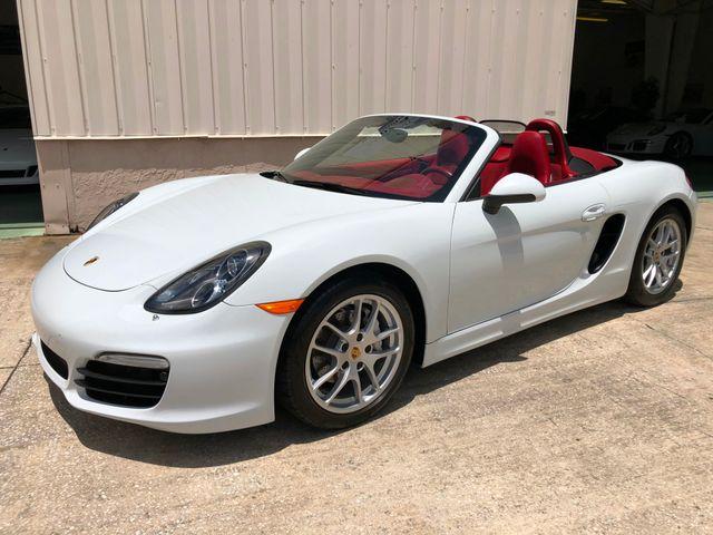2015 Porsche Boxster Longwood, FL 52