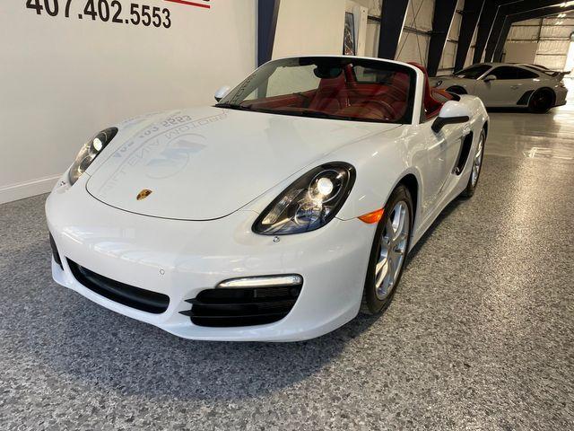 2015 Porsche Boxster Longwood, FL 13