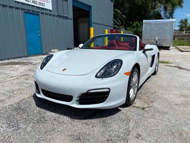 2015 Porsche Boxster Longwood, FL 68