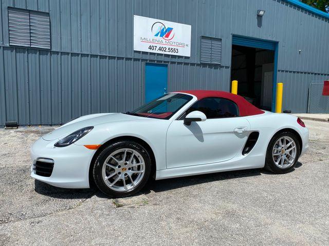 2015 Porsche Boxster Longwood, FL 81