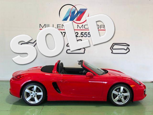 2015 Porsche Boxster Longwood, FL 0