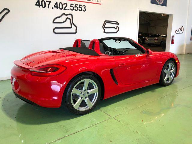 2015 Porsche Boxster Longwood, FL 11