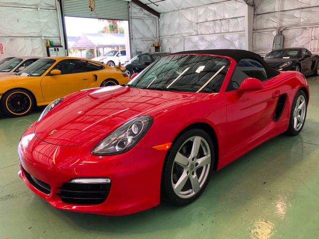 2015 Porsche Boxster Longwood, FL 29