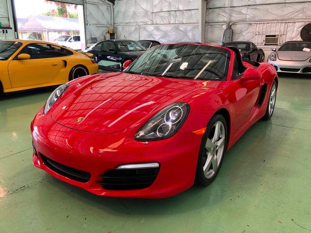 2015 Porsche Boxster Longwood, FL 5
