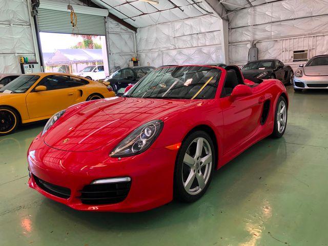 2015 Porsche Boxster Longwood, FL 6