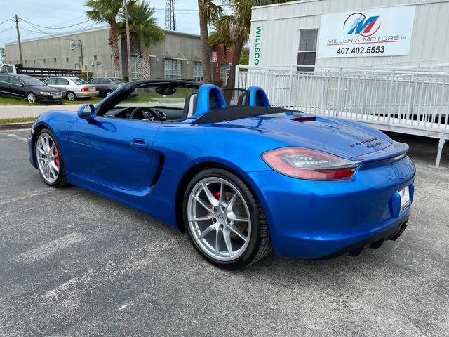 2015 Porsche Boxster GTS Longwood, FL 2