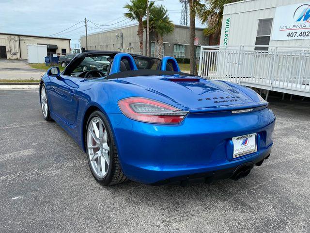 2015 Porsche Boxster GTS Longwood, FL 3